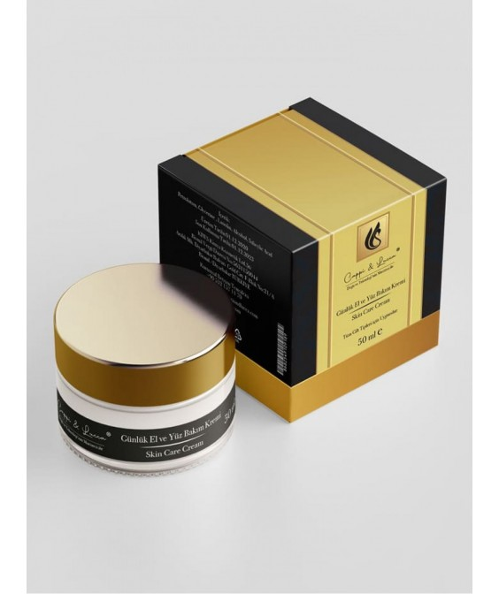 Daily Hand and Face Care Cream